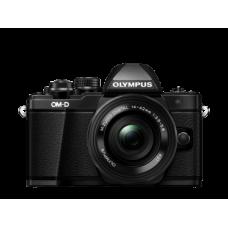 Цифровая фотокамера OLYMPUS E-M10 Mark II 14-42 Kit Black/Black